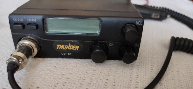 СВ Радиостанция Thunder CB-05