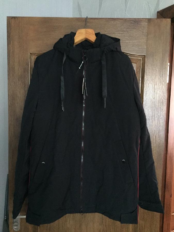 Мужские осенние куртки