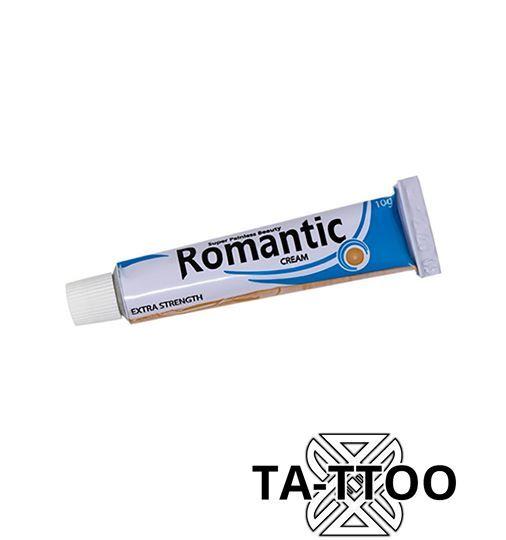Анестезия для татуажа Anesthetic cream Romantic