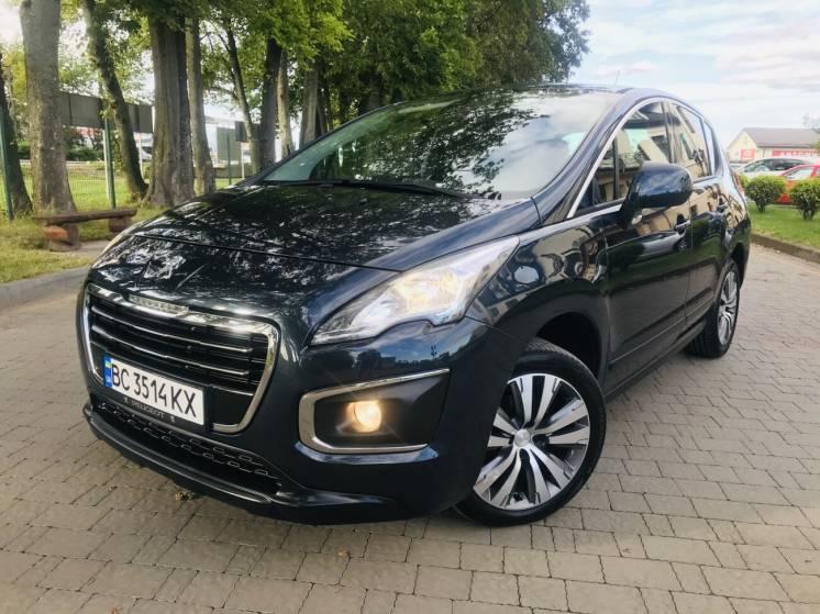 Peugeot 3008 1.6 BlueHDI 88 kW 2015. ПОВНОЦІНИЙ АВТОМАТ - AISIN.