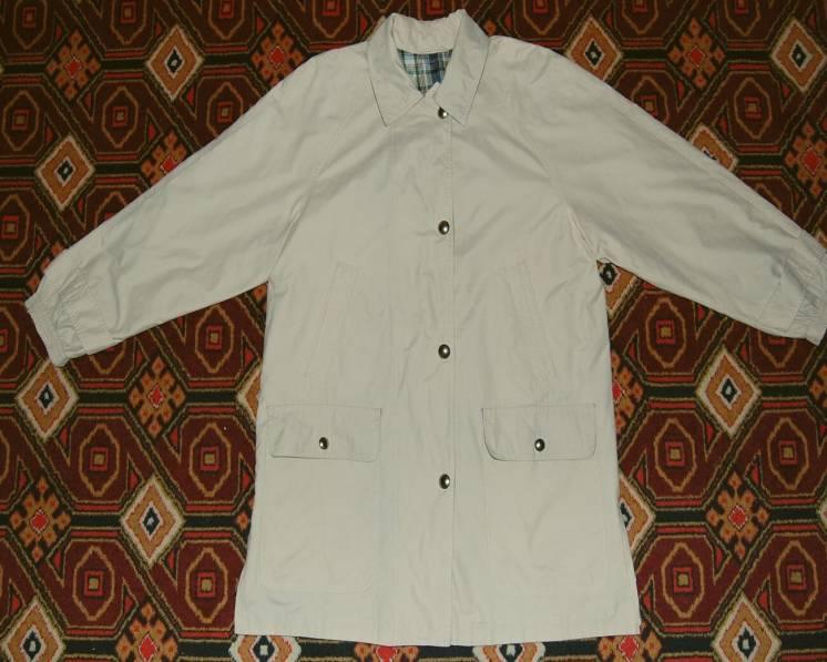 Куртка-парка демисезонная  бренда Gerry Weber, разМЕР 52-54.