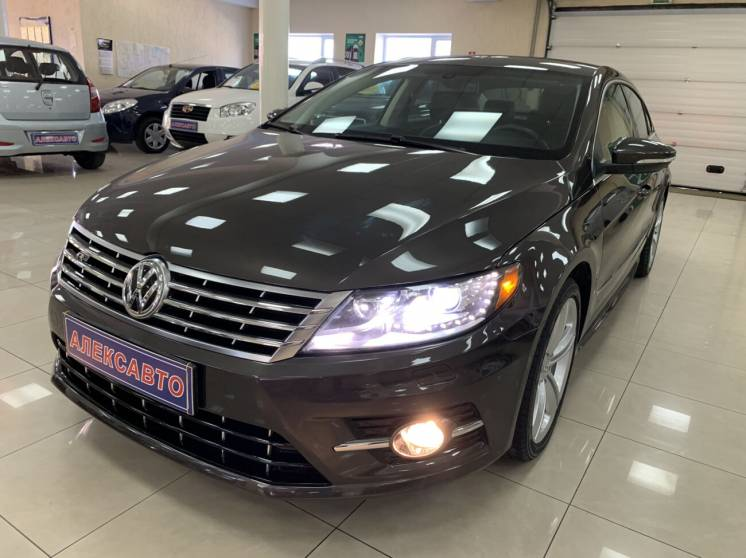 Volkswagen Passat CC 2.0 6АКПП 2014 г.в. (210 л.с.)