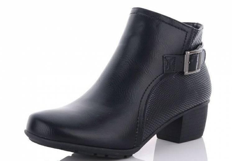 Женские осенние ботинки р. 36-41