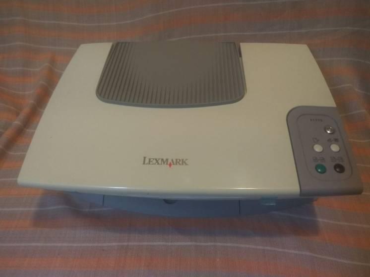 Принтер-сканер Lexmark X1270
