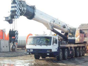 Аренда Автокрана 100 тонн ZOOMLION QY100H-3
