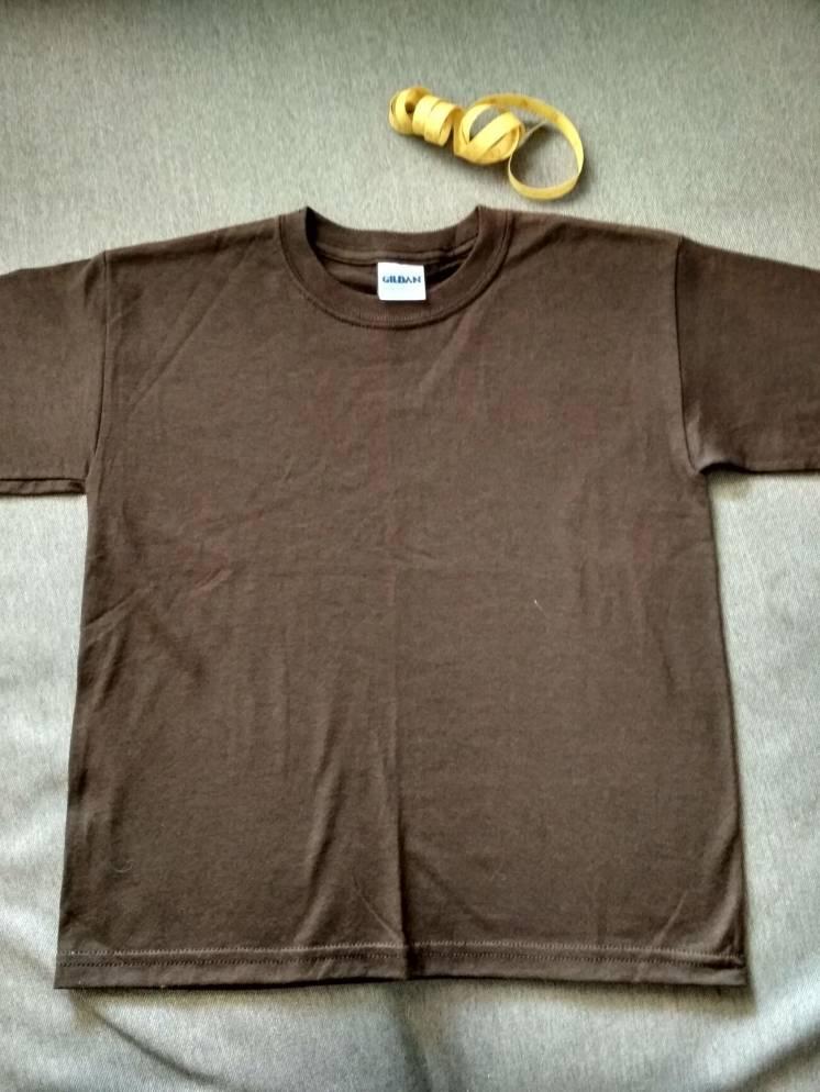 Детская футболка Gildan США, новая, размер M youth (8-10)