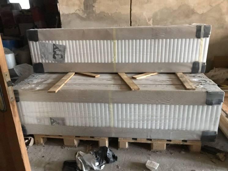 Радиатор отопления Vogel and Noot 33серии 600*2000мм, 500*2000мм
