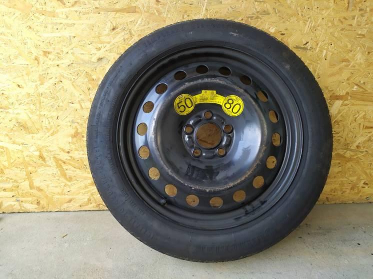 Запасное колесо Докатка 125/80 R17 Volvo