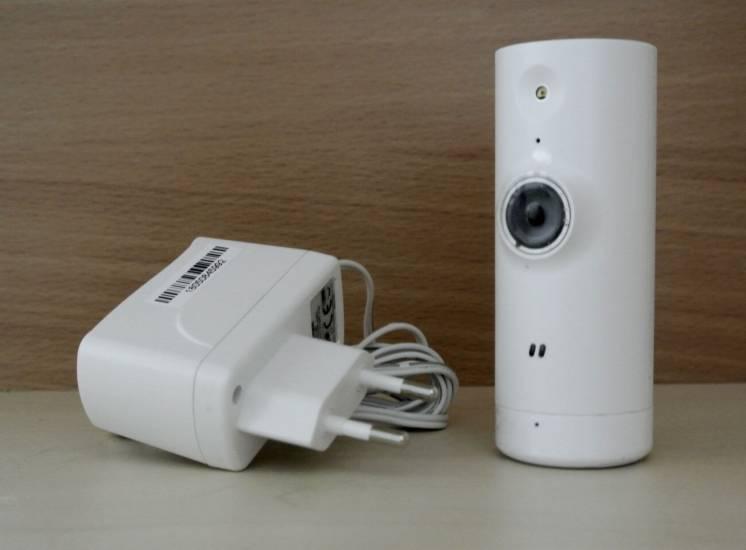 IP камера видеонаблюдения Dlink DCS 8000 LH