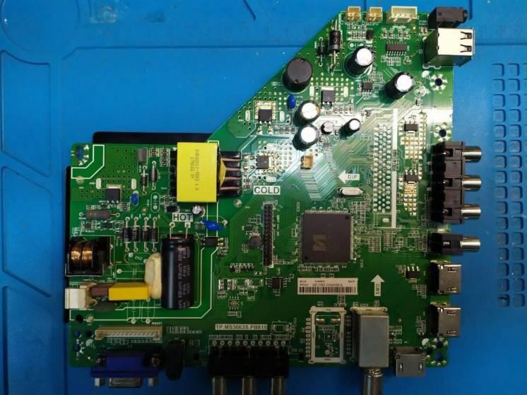 Плата майн TP.MS3663s.PB818 для AKAI UA32DM1100T2