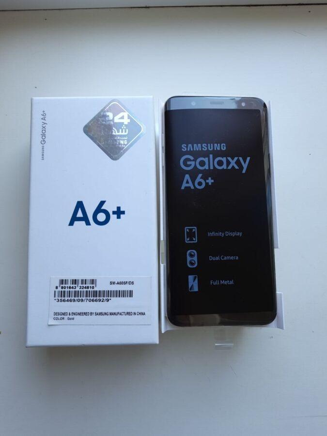 Телефон Samsung Galaxy A6+ 64GB