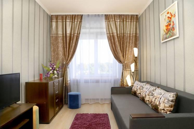 Уютная квартира-студия на Французском бульваре