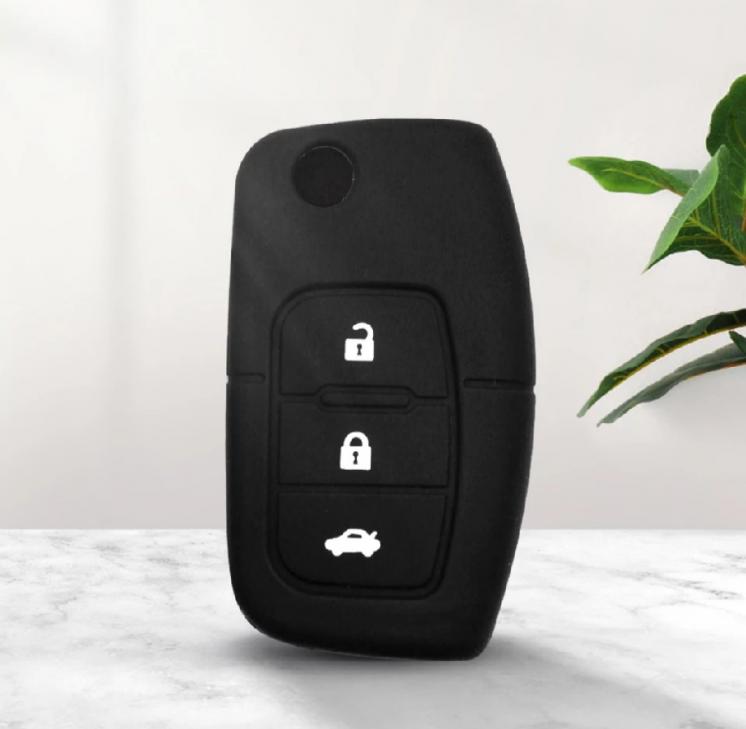 Силиконовый чехол для ключа Ford fiesta, Ford focus 2, Kuga, Escort.