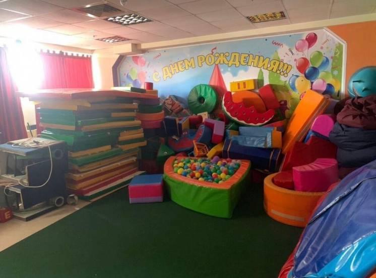 Детский игровой комплекс РАСПРОДАЖА