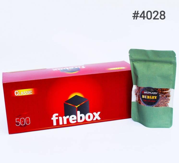 Сигаретные гильзы FireBox + наполеитель