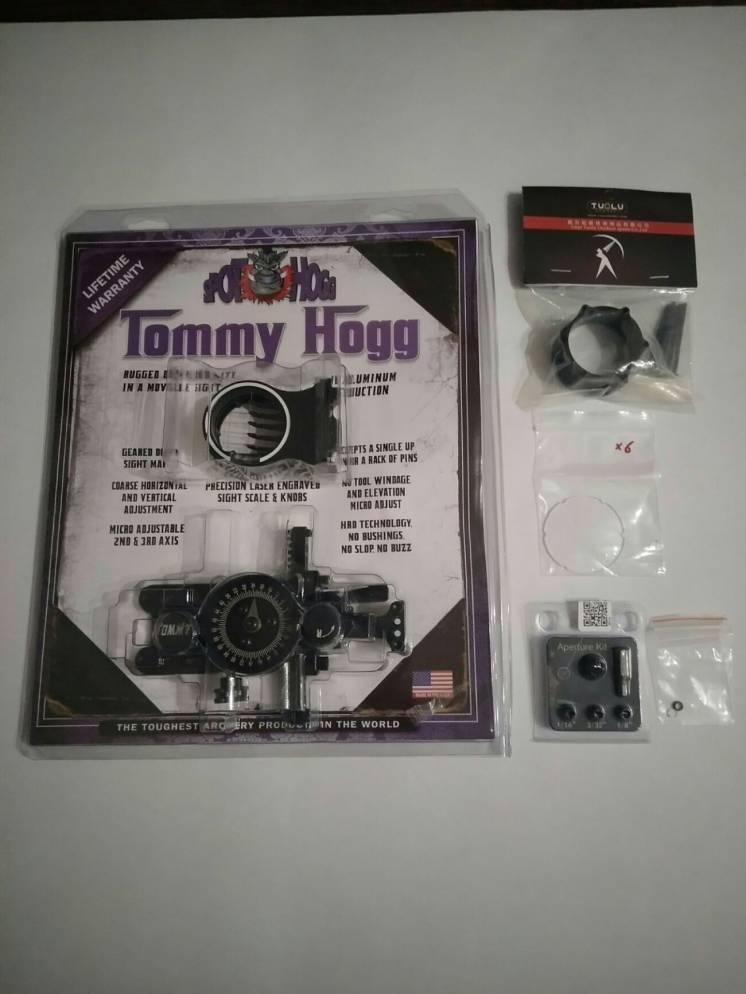 Прицел для блочного лука SPOT HOGG Tommy Hogg, 5 пинов (комплект)