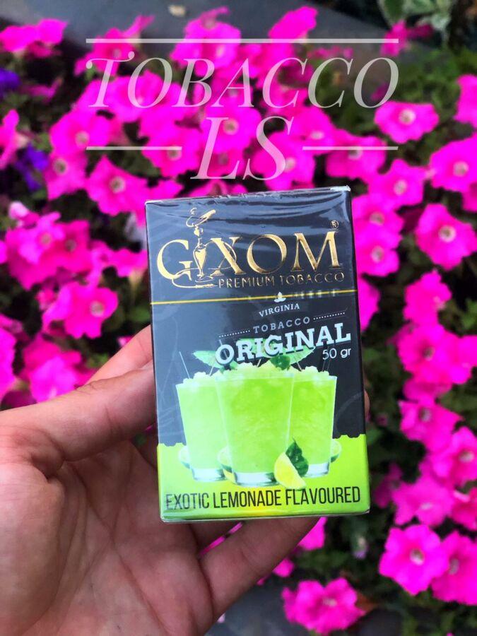 Табак для кальяна Gixom 100 gr