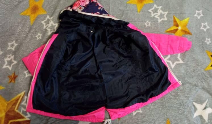 Демисезонная куртка, курточка 116 см