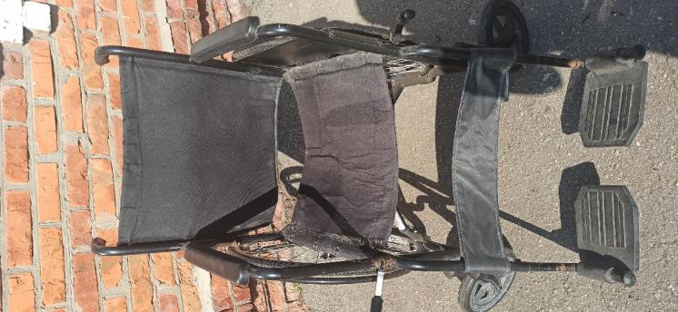 Инвальдная коляска
