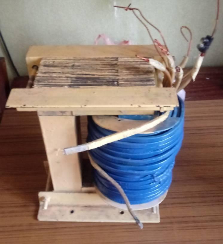 Трансформатор для полуавтомата.