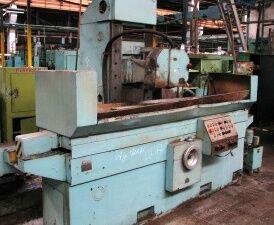 Плоскошлифовальный станок 3Л722, плита 1250 мм.
