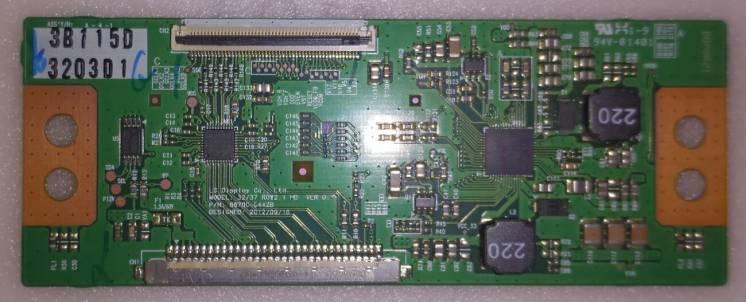 T-CON 32/37 ROW2,1 LG 32LN541U.