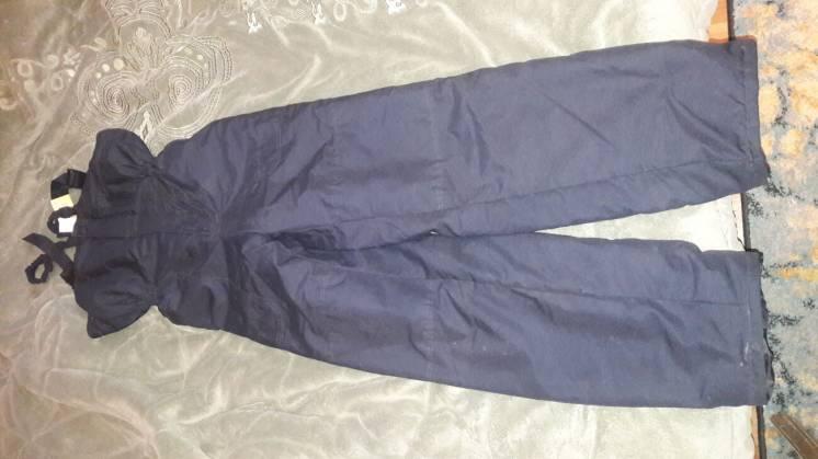 Зимові штани комбінезон утеплені