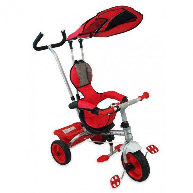 Детский велосипед Alexis-Babymix XG18819-4 Red (17374)
