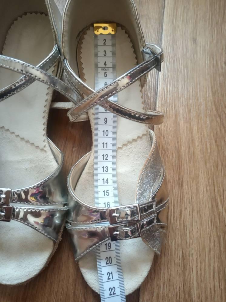 Туфли для бальных спортивных танцев