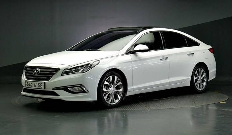 Продам автомобиль HYUNDAI Sonata -заводской ГАЗ евро 5!