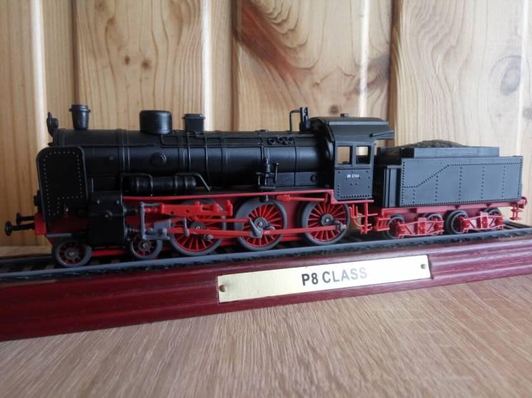 Продам модель паровоз локомотив P8 Class, Atlas Editions 1:100