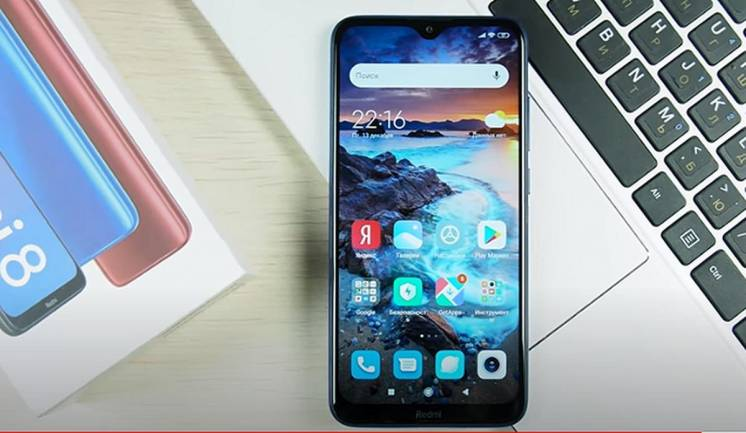 Xiaomi Redmi 8 4/64GB Смартфон Новый ( в наличии )