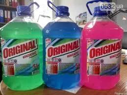 Жидкий стиральный порошок -гель 5л по цене 50 грн