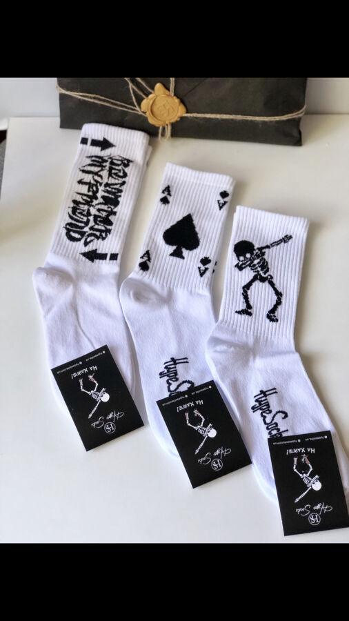 Дерзкий набор носков от HypeSocks