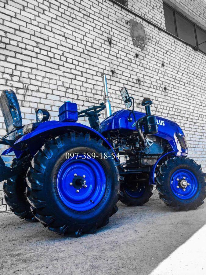 Трактор Булат Т-25 NEW +Фреза+2к плуг,Доставка,мінітрактор мототрактор