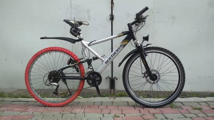 Велосипед BEN TUCKER ALU - з Німеччини 24 Передачi.