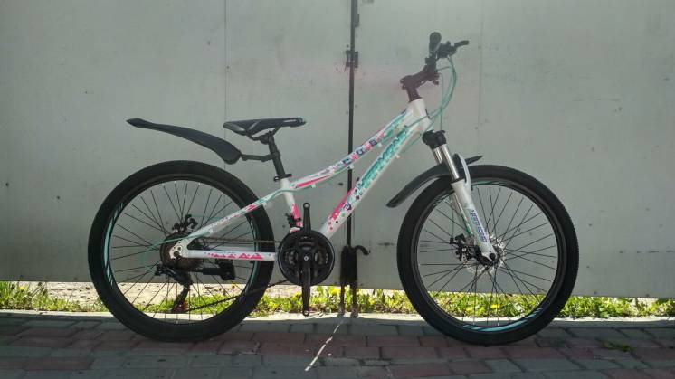 Велосипед HARMOND CUB - ALU. НОВИЙ