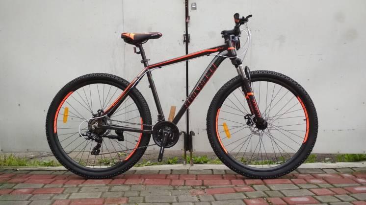Велосипед BENETTI NOVE - ALU. 29 колесо. НОВИЙ