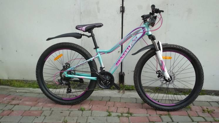 Велосипед BENETTI BRAMA - ALU. 26 колесо. НОВИЙ