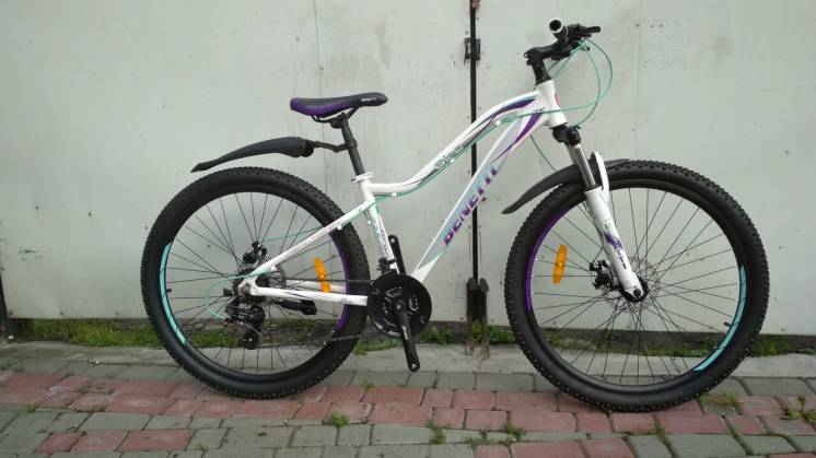 Велосипед BENETTI GIRO - ALU. 27.5 колесо. НОВИЙ