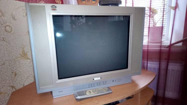 Телевизор West 51см
