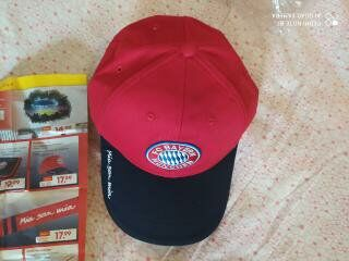 Кепка FK Bayern Munchen (Оригинал)