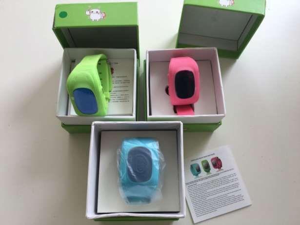 Детские умные часы Smart Baby Watch Q50 с GPS трекером и датчиком