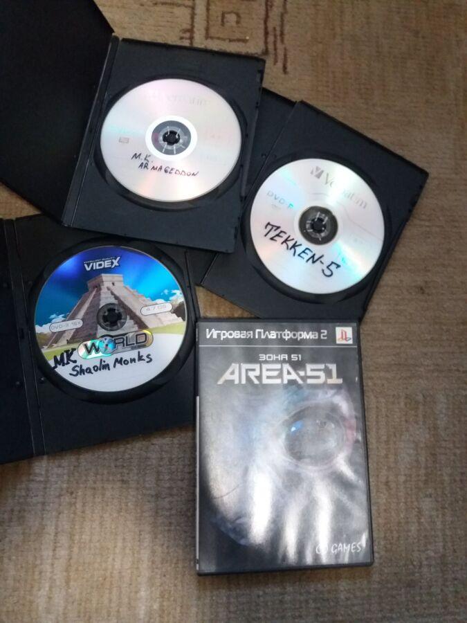Игры для PlayStation 2