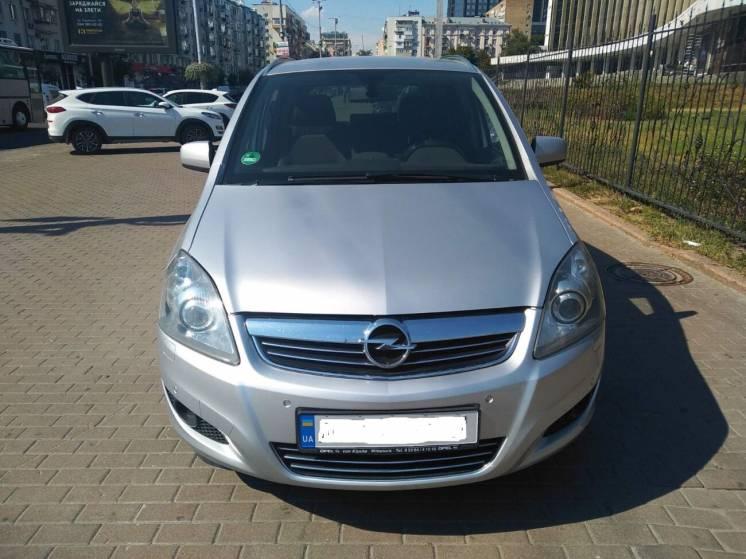 Opel Zafira 2011 Family