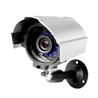 Zmodo ZMD-CBR-BCS13NM Цветная CMOS 480TVL Всепогодная внутренняя / нар