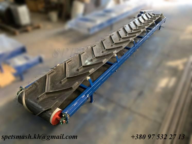 Транспортер ленточный сыпучих грузов завод конвейерного оборудования горняк екатеринбург