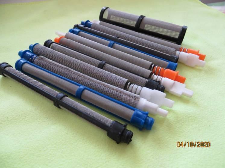Graco фильтр для краски