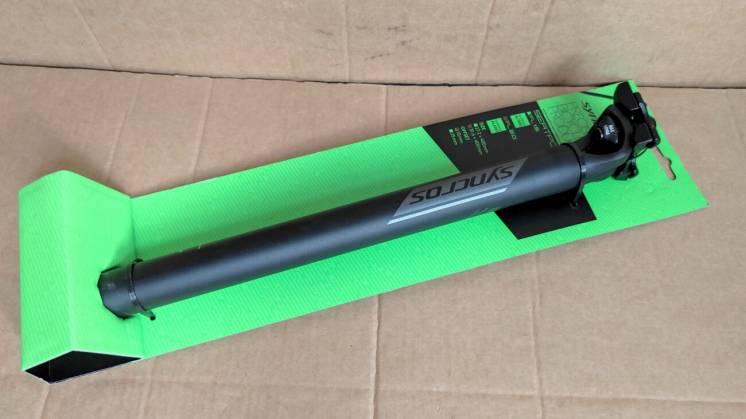 Подседельный штырь Syncros FL2.0 (400mm x 31.6mm), Новый