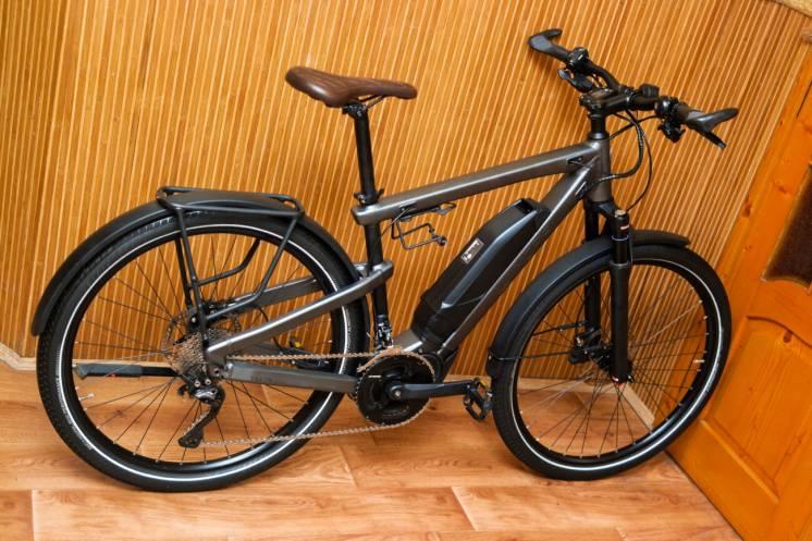 Електро.велосипед Электро.велосипед Winora Yakun Urban. 27.5 Yamaha500